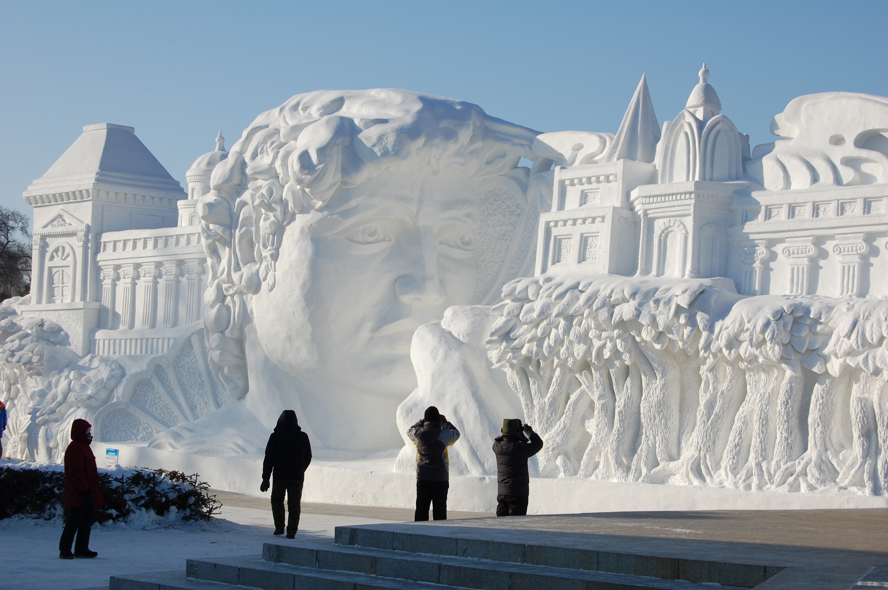 Shenyang International Ice And Snow Festival Snow Festival Shenyang Ice