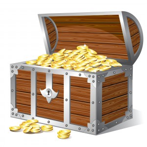 Treasure Chest Cartoon