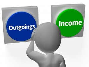 Outgoings Vs Income