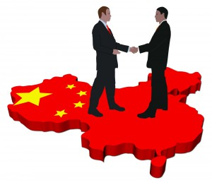Buiness with China
