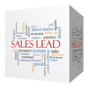 How to follow-up on sales leads
