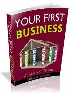 Your First Business