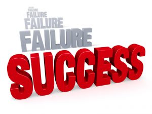 the four steps to success